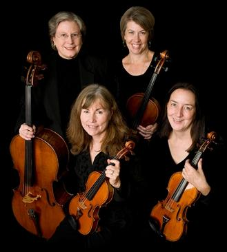Carolina Strings, a string quartet in Charlotte, NC